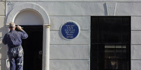 A Guided Tour of Van Gogh House London tickets