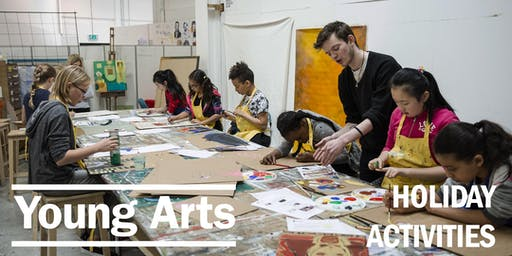PCA - Young Arts Half Term Workshop 9-14yrs, Giant Drawing, 24 Oct