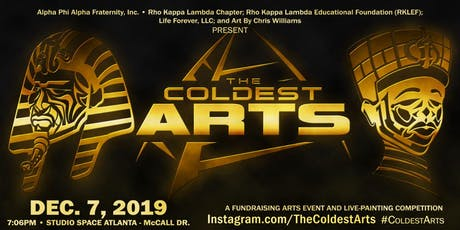 The Coldest Arts tickets