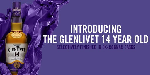 The Glenlivet 14 Yr Old  Launch Party