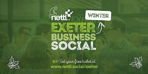 Nettl Winter Business Social