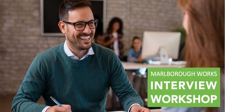 Interview Workshops @ Marlborough Works Job Fair - Fall 2019 tickets