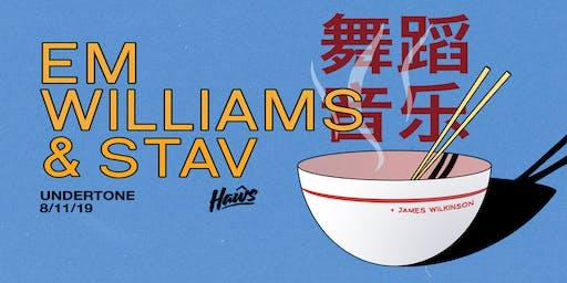 Haŵs Presents: Em Williams & Stav