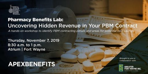 Pharmacy Benefits Lab: Uncovering Hidden Revenue in Your PBM Contract