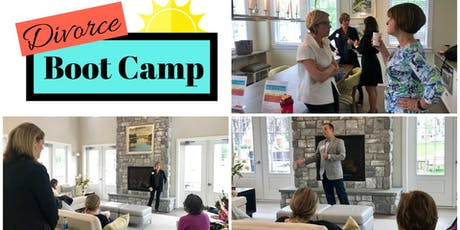 Divorce Boot Camp - Winchester, MA tickets