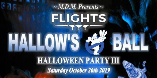 FLIGHTS HALLOWS BALL 3 Halloween Party