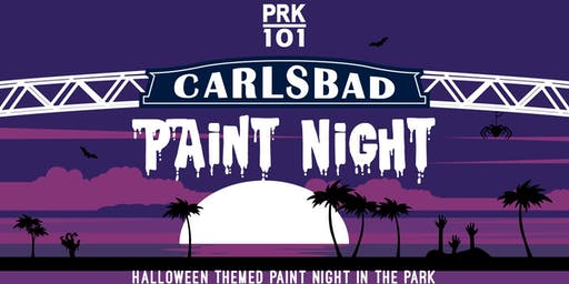Park 101 Paint Night - Halloween Edition
