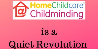 @Home Childcare's Quiet Revolution (online meeting)