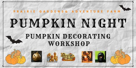 Pumpkin Night tickets
