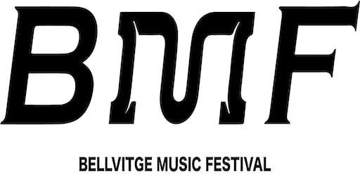 BMF (Bellvitge Music Festival) 2019 Halloween Edition