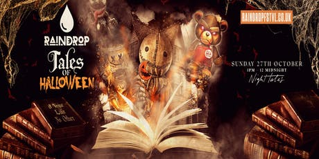 Tales of Halloween - Sounds of the Horror Terrace! x Rave Cave tickets