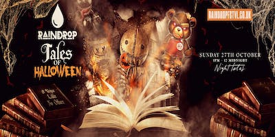 Tales of Halloween - Sounds of the Horror Terrace! x Rave Cave