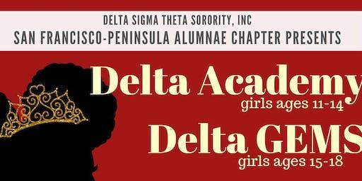 SFPAC 2019-2020 Delta Academy and GEMS Program