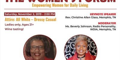 The Women's Forum; Empowering Women for Daily Living