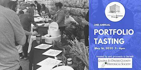 2nd Annual Galena River Wine & Cheese Portfolio Tasting tickets