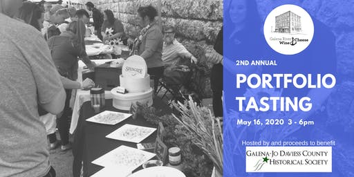 2nd Annual Galena River Wine & Cheese Portfolio Tasting