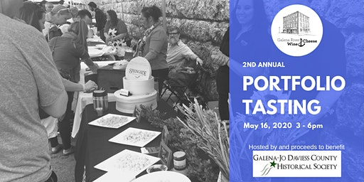 2nd Annual Galena River Wine & Cheese Portfolio Tasting