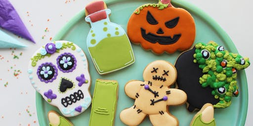 Halloween Cookie Workshop @ Easy Tiger!