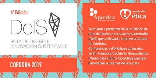 6° Ruta Diseño e Innovación Sustentable (DeIS) Edición Córdoba
