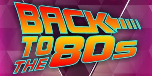 Back to the 80s Dance!