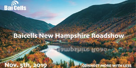 Baicells New Hampshire Roadshow tickets