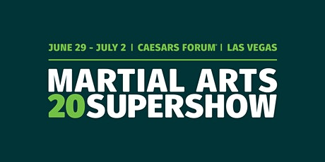 2020 Martial Arts SuperShow - Postponed Until 2021 tickets