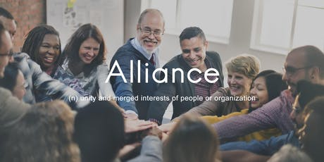 Nonprofit Alliance Monthly Meeting- Thinking Differently about Collaboration (Panel) tickets