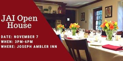 Joseph Ambler Inn Open House