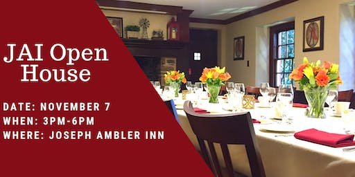 Joseph Ambler Inn Open House