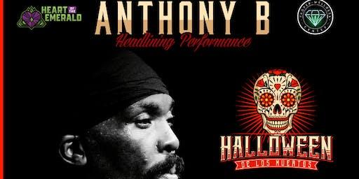 Halloween De Los Muertos Featuring Anthony B