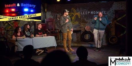 Insult & Battery Comedy Roast Battle tickets
