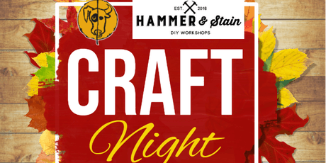 Hammer & Stain at Dog and Bull tickets