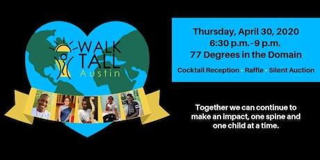 2020 WALK TALL Austin Benefit Reception tickets