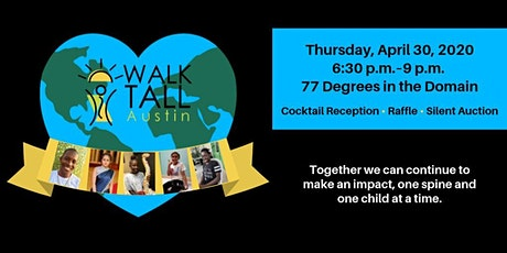 2020 WALK TALL Austin Benefit Reception tickets