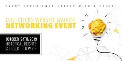 Digi-Clicks Website Launch/Networking