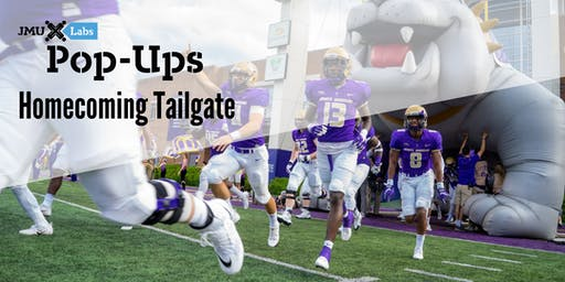 Pop-Up Workshop: Homecoming Tailgate