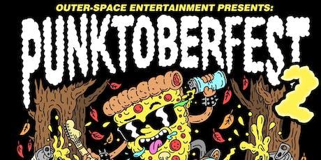 PUNKTOBERFEST 2 featuring Drake Bell tickets