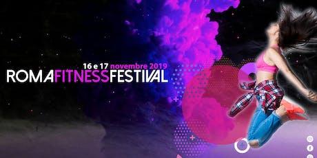 Roma Fitness Festival biglietti