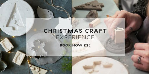Denby Christmas Craft Experience
