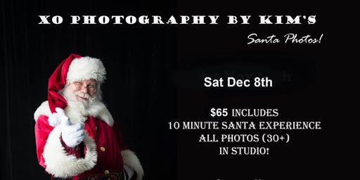 Santa Experience and Photos!