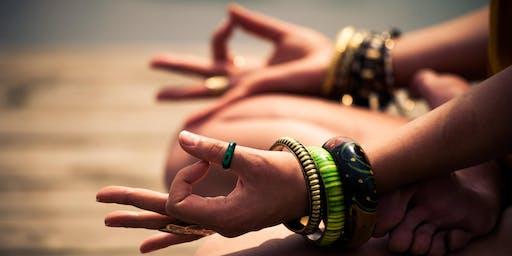 VOICE HANDS HEART presents A FALL YOGA EVENT: CELEBRATION OF ABUNDANCE