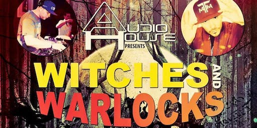 Audio House Presents - Witches And Warlocks