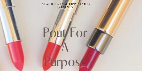 POUT FOR A PURPOSE  tickets
