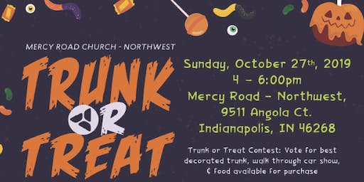 Trunk or Treat with Mercy Road Church - NW
