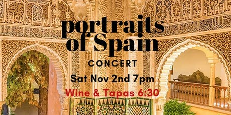 Portraits of Spain Concert tickets