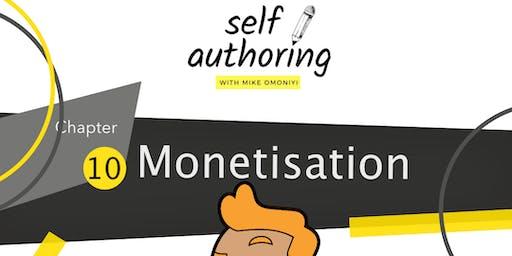 Self Authoring - Monetisation