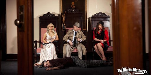 Murder Mystery Holiday Special in Westminster