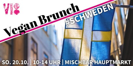 Vegan Brunch  #Schweden Tickets