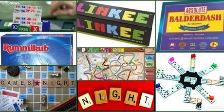 Games night - and cheese boards tickets
