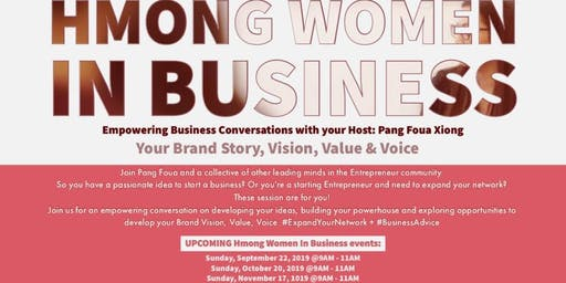 Empowering Entrepreneurs: Hmong Women In Business